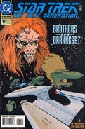 Brothers darkness comic