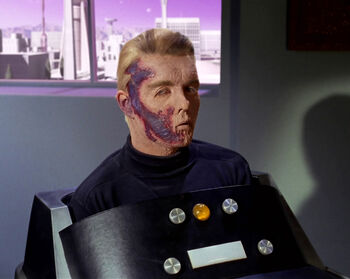 Christopher Pike in 2267