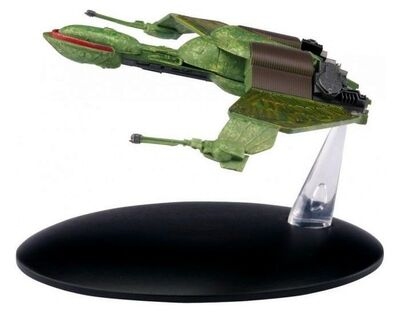 Raumschiffsammlung 4 Klingonischer Bird-of-Prey.jpg
