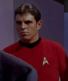 USS Enterprise security guard 12