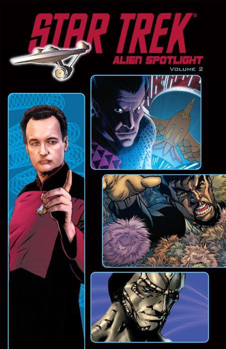 Star Trek: Alien Spotlight - Volume 2