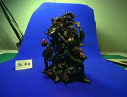 Borg body pile as constructed by Dan Curry