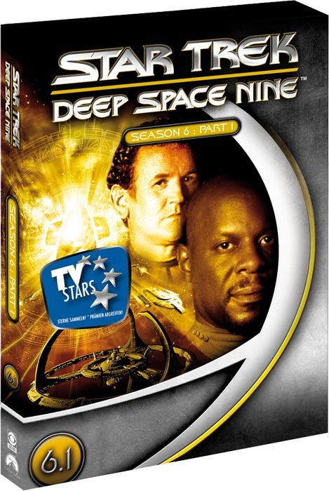 DS9 DVD-Box Staffel 6.1
