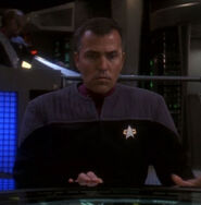 DS9 command ensign, ops 2373