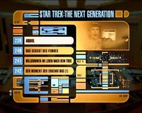 DVD-Menü TNG Staffel 6 Disc 4