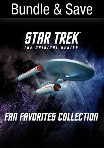 Star Trek: The Original Series - Fan Favorites Collection