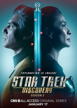 Star Trek Discovery Season 2 Christopher Pike and Philippa Georgiou poster.jpg