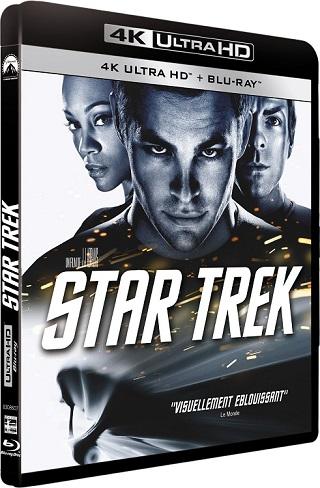 Star Trek (4K ultra HD film 2009)