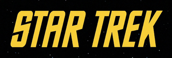The TOS series logo