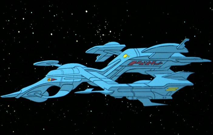 Karla Five's vessel
