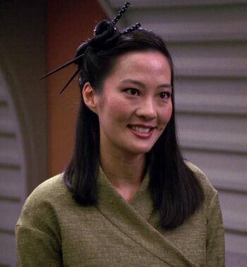 Keiko Ishikawa in 2367