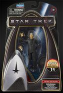 Playmates 2009 Galaxy Collection Original Spock