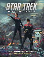 Star Trek Adventures - Command Division Supplement cover