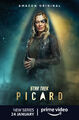 Star Trek Picard Season 1 Seven of Nine poster