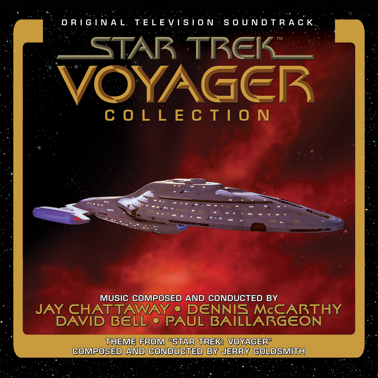 Star Trek: Voyager Collection