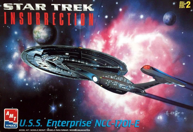AMT Model kit 30065 USS Enterprise-E 1999.jpg