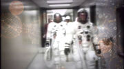 Apollo astronauts in ENT opening titles
