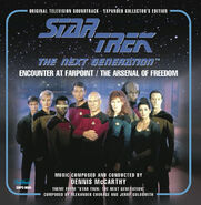 Encounter expanded soundtrack cover