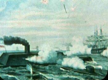 USS Monitor (ironclad)