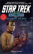My Enemy, My Ally reprint cover