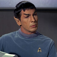 Spock, 2254