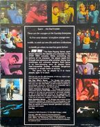 FASA Star Trek Role Playing Game v2.1 US back cover