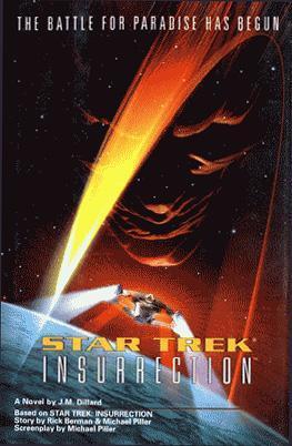 Star Trek: Insurrection (novel)