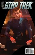 Star Trek - The Official Motion Picture Adaptation issue 1 RI cover