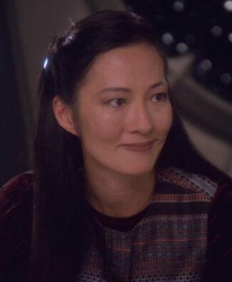 Keiko O'Brien in 2374