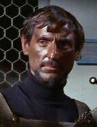 Klingon Kang's crewman 16