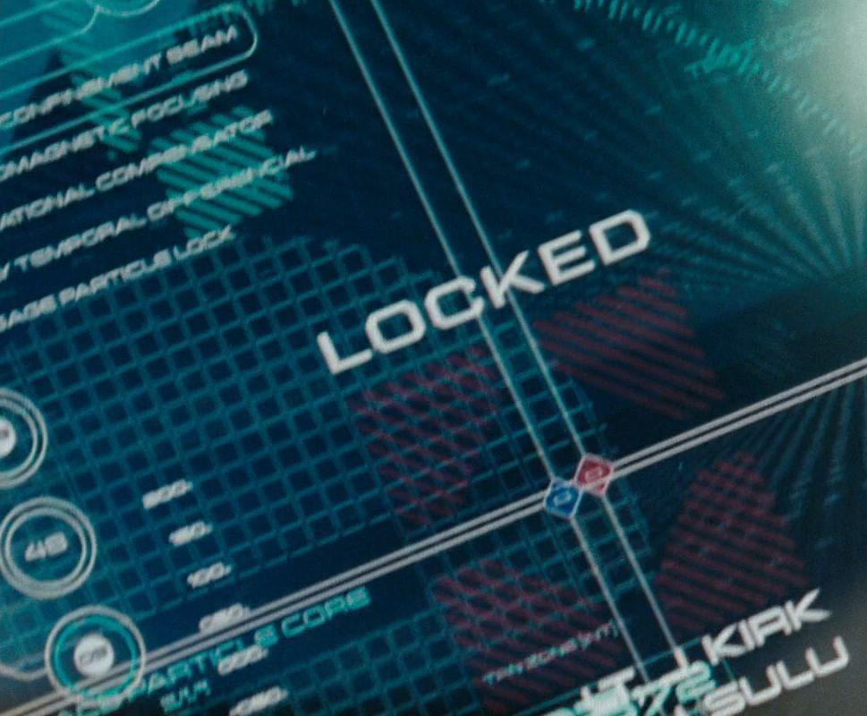 Particle lock