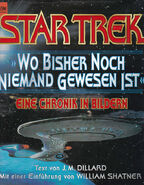 Where No One Has Gone Before German cover