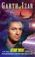 Garth of Izar novel cover