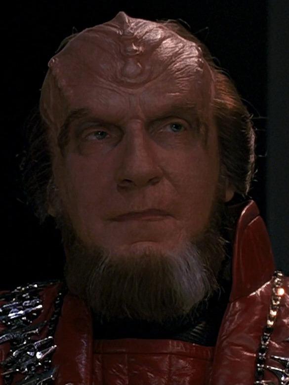 Klingonische Insignien