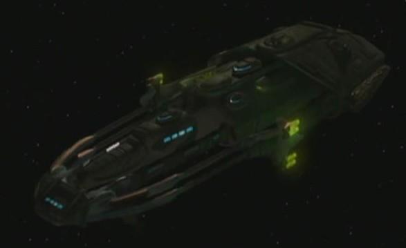Onquanii's ship