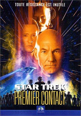 Star Trek: First Contact (DVD)