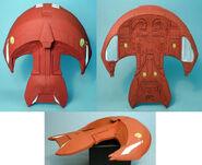 Galoob Ferengi Battleship prototype (unreleased)