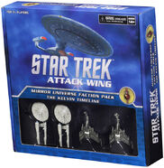 ST Attack Wing Mirror Universe Kelvin Timeline Faction Pack