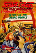Secret of the Lizard People novel
