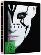 Star Trek Beyond Blu-ray Region B Media Markt Steelbook cover