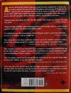 Star Trek Concordance UK second edition, back cover