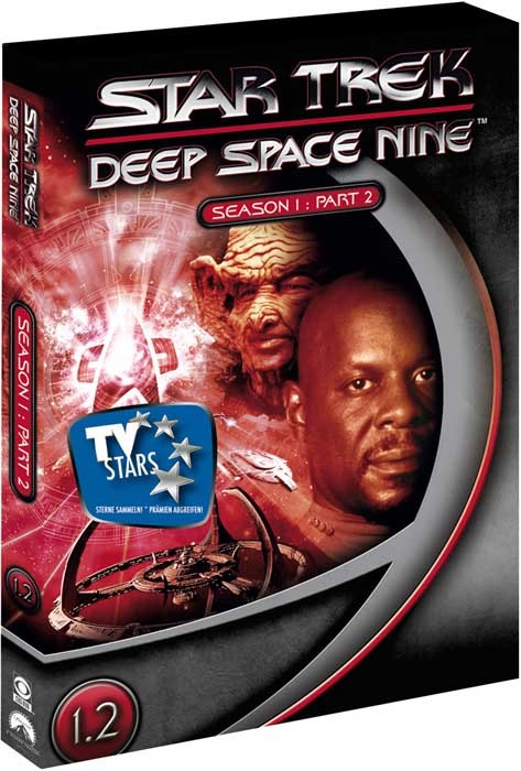 DS9 DVD-Box Staffel 1.2
