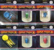 Diener Star Trek III erasers packaged