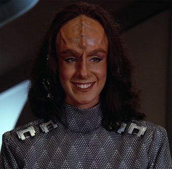 K'Ehleyr in 2365