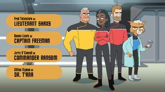 Star Trek Lower Decks Memory Alpha Fandom