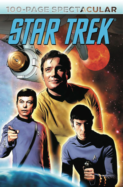 Star Trek - 100-Page Spectacular
