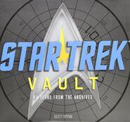 Star Trek Vault cover