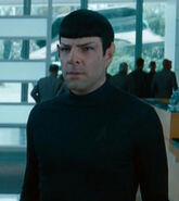 Starfleet uniform undershirt, alternate reality