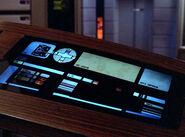 Galaxy tactical console, right panel