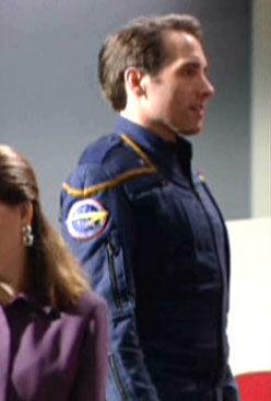 Henry Farnam, filming the final episode of Star Trek: Enterprise